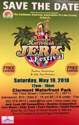 Clermont Caribbean Jerk Festival