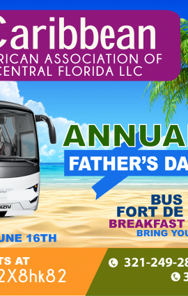 Father's Day Bus Ride 2019