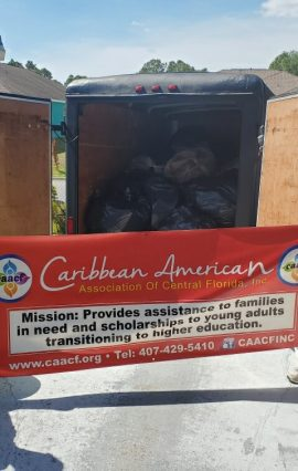 Aid for St. Vincent